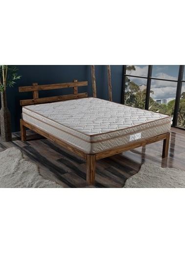 US. SLEEPING Ultra Ortopedik Optimum Bamboo Yaylı Yatak  Kahve